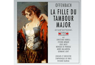 Choeurs Et Orchestre Symphonique De Paris - La Fille Du Tambour Major - (CD)