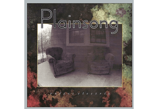 Plainsong - Voices Electric (Remastered And Sound Improved) - (CD)
