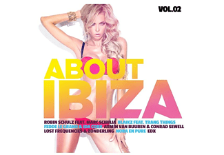 VARIOUS - About Ibiza Vol.2 - (CD)