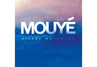 Mouyé - Steady Movement - (CD)