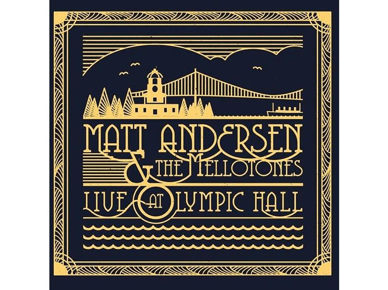 Matt & The Mellotones Andersen - Live At Olympic Hall (LP) [Vinyl]