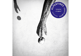Alpentines - Silence Gone - (CD)