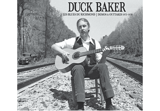 Duck Baker - Les Blues Du Richmond: Demos And Outtakes 73-79 - (Vinyl)