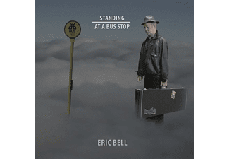 Eric Bell - Standing At A Bus Stop - (Vinyl)