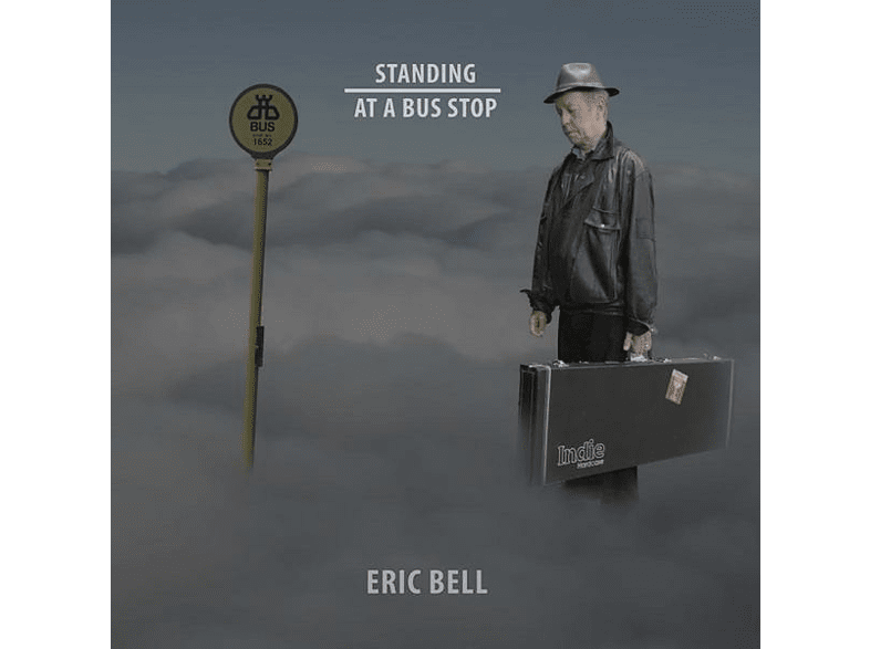 Eric Bell - Standing At A Bus Stop [Vinyl]
