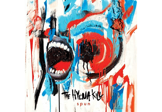 The Hyena Kill - Spun EP - (CD)