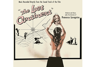Angelo Lavagnino - The Lost Continent - (Vinyl)