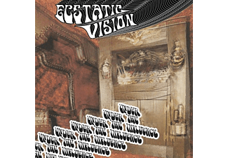 Ecstatic Vision - Under The Influence (Splatter Vinyl) - (Vinyl)