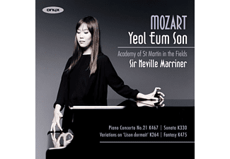 Yeol Eum Son Academy Of St Martin I - Klavierkonzert 21/Klaviersonate in C/+ - (CD)