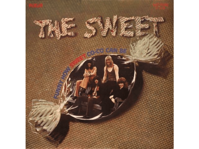 The Sweet - Funny Funny,How Sweet Co Co Can Be (New Vinyl Edi [Vinyl]