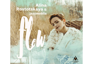 Alina Rostotskaya & Jazz Mobile - Flow - (CD)
