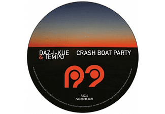 Daz I Kue & Tempo - Crash Boat Party - (Vinyl)