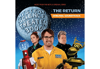 The Return - The Return-Mystery Science (ltd blau-graues Viny - (Vinyl)