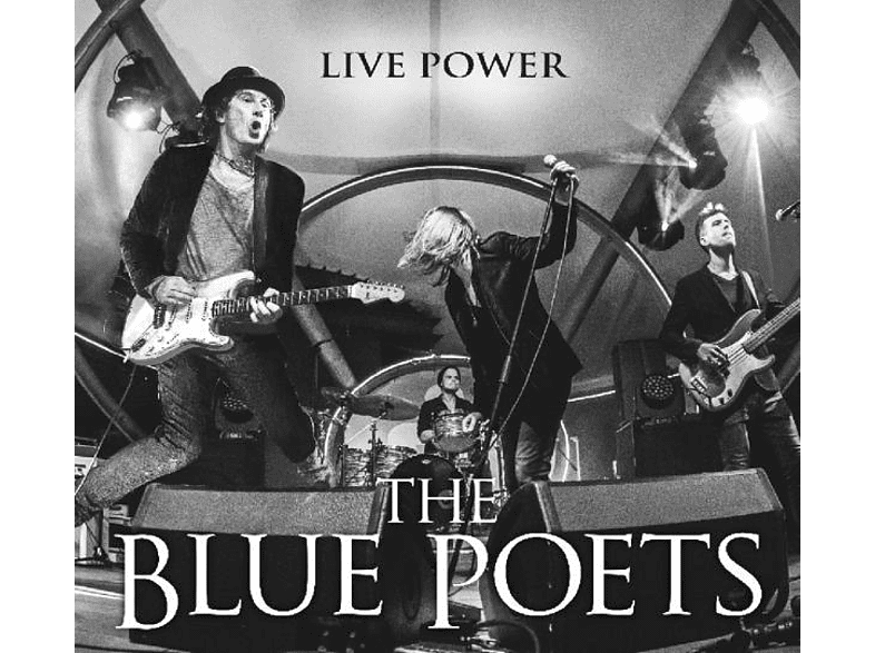 Blue Poets - Live Power [CD]