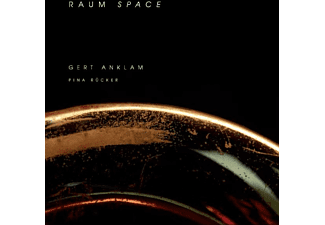 Gert Anklam - Raum-Space - (CD)