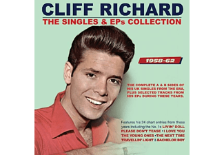 Cliff Richard - Singles & EPs Collection - (CD)