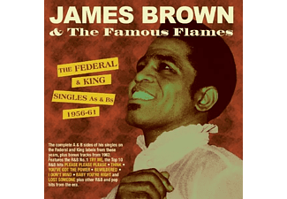 James Brown - The Federal & King Singles - (CD)