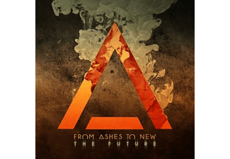 From Ashes To New - The Future - (CD)