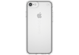 SPECK Gemshell iPhone Handyhülle, Transparent, passend für Apple iPhone 6, iPhone 6s, iPhone 7, iPhone 8