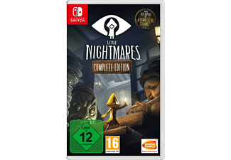 Little Nightmares - Complete Edition - Nintendo Switch