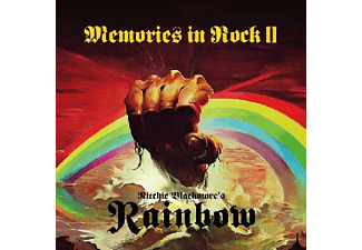 Blackmore Ritchie S Rainbow - Memories In Rock Ii - CDDV