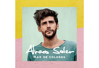 Alvaro Soler - Mr de Colores - (CD)