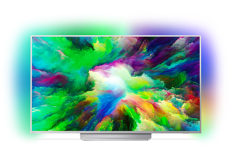 PHILIPS 55PUS7803 55 '' 139cm Ultra HD Android Smart  LED TV