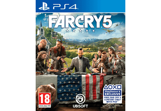 UBISOFT PS4 Far Cry 5 PS4 Oyun
