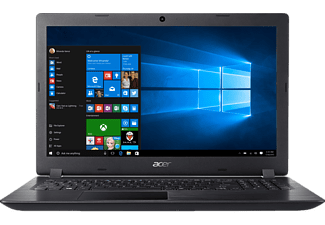"ACER Aspire 3 A315-53-34WE laptop NX.H2BEU.005 (15,6"" HD/Core i3/4GB/128 GB SSD/Windows10)"