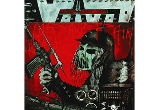 Voivod - War And Pain - (CD)