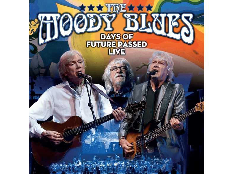 The Moody Blues - Days Of Future Passed Live [CD]