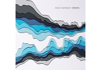 Inigo Kennedy - Strata - (CD)