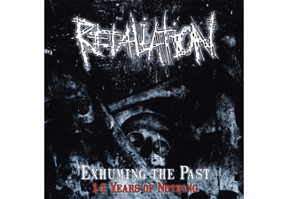 Retaliation - Exhuming The Past - 14 Years Of Nothing - (CD)