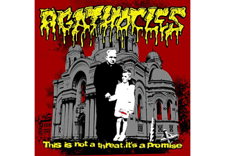 Agathocles - This Is Not A Threat,It's a Promise - (CD)