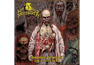 Decrepitaph - Forgotten Scriptures - (CD)