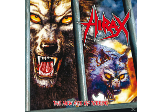 Hirax - The New Age Of Terror - (CD)