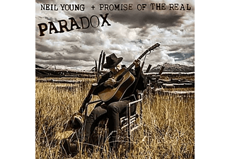 Neil & Promise Of The Real Ost/young - PARADOX OST | Vinyl