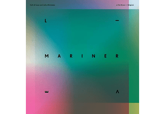Cult Of Luna & Julie Christmas - Mariner: Live At De Kreun-Belgium - (CD)