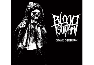 Blood Tsunami - Grave Condition (Vinyl) - (Vinyl)