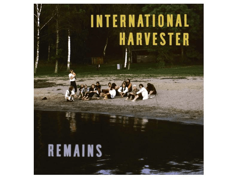 International Harvester - Remains (Lim.Ed./5-LP-Box) [Vinyl]