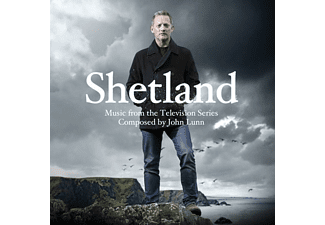 John Lunn - Shetland-Music From The Television Series - (CD)