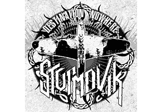 Sturmovik - Destination Nowhere - (CD)