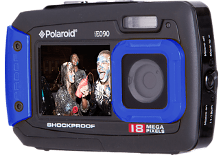 POLAROID iE 090 Digitalkamera, 18 Megapixel, Blau
