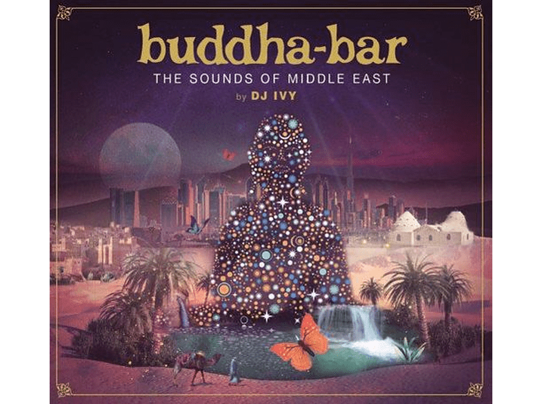 VARIOUS - Buddha Bar-The Sounds Of Middle East [CD]
