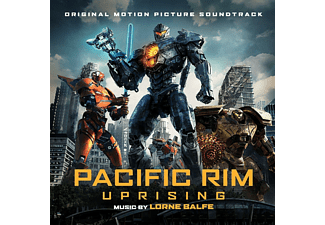 Lorne Balfe - Pacific Rim Uprising - (CD)