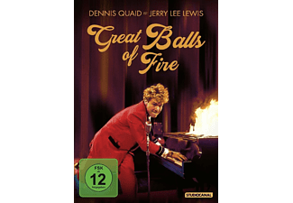 Great Balls of Fire! - (DVD)