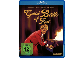 Great Balls of Fire! - (Blu-ray)