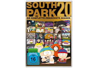South Park - Season 20 - (DVD)