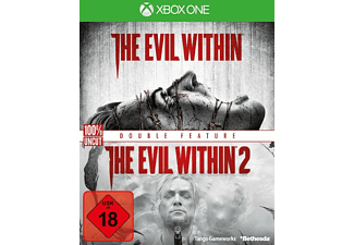 The Evil Within + The Evil Within 2 - Double Feature - Xbox One