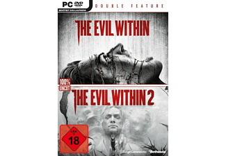 The Evil Within + The Evil Within 2 - Double Feature - PC